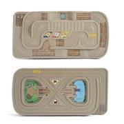 Eisenbahnspieltisch Simplay 3 Carry & Go - Sandfarben, Basics, Kunststoff (43,8/9,9/89,9cm)