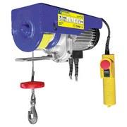 Elektro-seilzug 200/400 Kg 33253 - Blau, MODERN, Kunststoff/Metall (40/25/15,5cm)