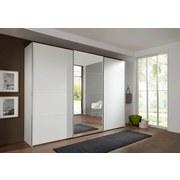Skříň S Posuvnými Dveřmi Ernie - bílá, dřevo/kompozitní dřevo (270/210/65cm)