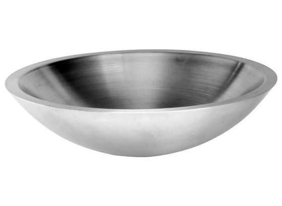 Obstschale Table Line Ø 34,5 cm - Silberfarben, MODERN, Metall (34,5/9,8cm) - Berndorf