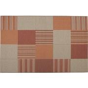 Flachwebeteppich Star - Multicolor, KONVENTIONELL, Textil (120/170cm)