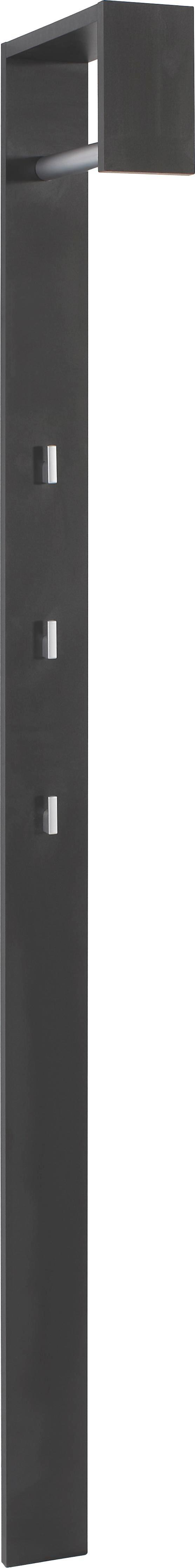 Garderobni Panel Senex  *ph* - crna, Moderno, drvo (10/170/33cm)