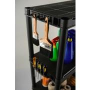 Kunststoffregal Plus XL/5 90/187/60 - Anthrazit, KONVENTIONELL, Kunststoff (90/187/60cm) - Keter