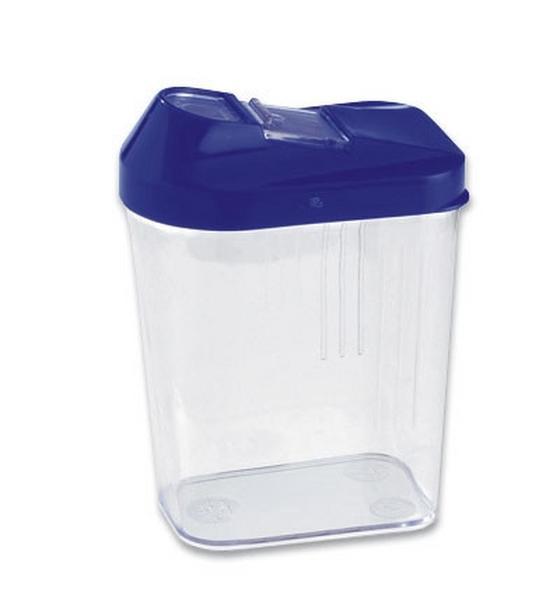 Konyhai Tároló 0,25 Liter - Átlátszó, konvencionális, Műanyag (5,5/11/8cm)