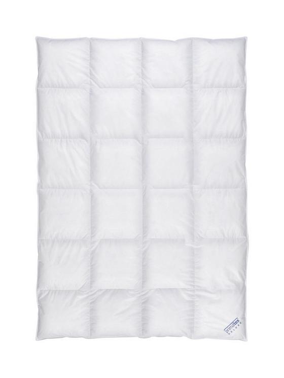 Daunendecke Bella Deluxe 140x200 cm - Weiß, KONVENTIONELL, Textil (140/200cm) - Primatex