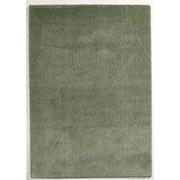 Hochflorteppich Soft, 160/230 - Grün, MODERN, Textil (160/230cm)