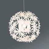 Závesná Lampa Sila - biela, Štýlový, umelá hmota/kov (60/150cm) - Mömax modern living