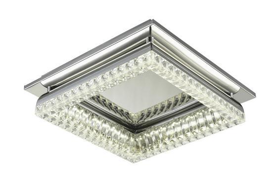 LED-Deckenleuchte Delinda - ROMANTIK / LANDHAUS, Kunststoff/Metall (35/10,5cm) - James Wood