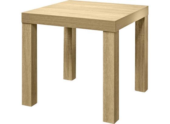 Odkladací Stolík Normen *cenovy Trhak* - dub sonoma, Moderný, kompozitné drevo (39/40/39cm)