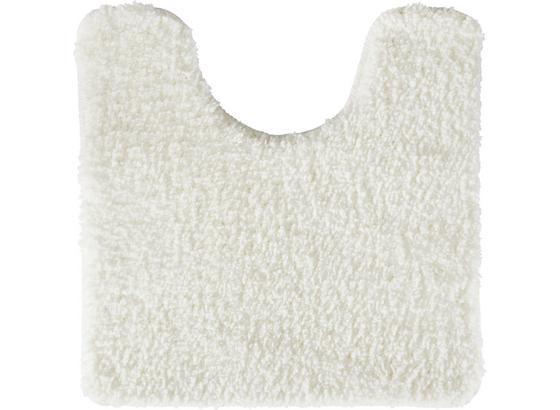 Predložka Do Wc Christina -top- - biela, textil (50/50cm) - Mömax modern living