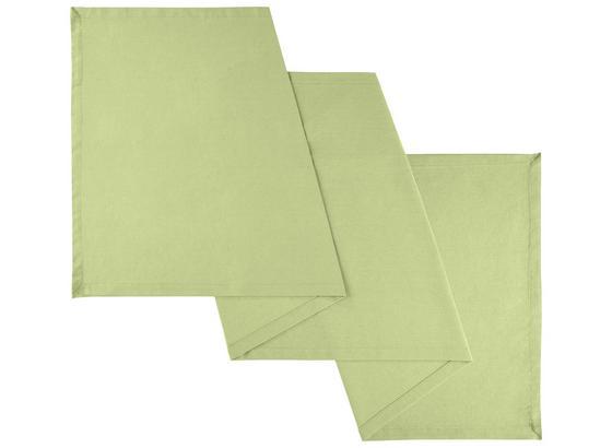 Obrus Behúň Steffi -top- - svetlozelená, textil (45/150cm) - Mömax modern living