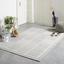 Hladko Tkaný Koberec Minnesota 2 - sivá, Moderný, textil (120/170cm) - Modern Living