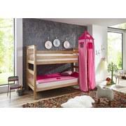 Kinderbettwäsche Rosa/pink - Pink/Rosa, Design, Textil (80/80cm)