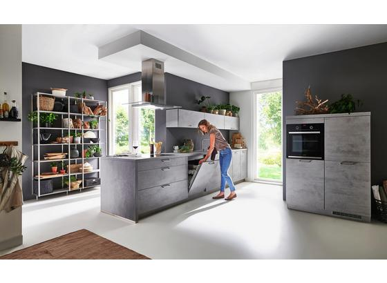 Vstavaná Kuchyňa Santiago - Basics (120/240cm)