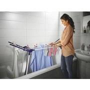 Standtrockner Pegasus - Blau/Weiß, Basics, Kunststoff/Metall (85/44/93cm) - Leifheit
