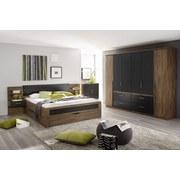 Skriňa Bernau 181 Cm - Moderný, drevený materiál (181/212/56cm)