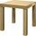 Odkládací Stolek Normen *cenovy Trhak* - Sonoma dub, Moderní, kompozitní dřevo (39/40/39cm)