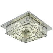 Led Stropní Svítidlo Marlo - Moderní, kov/umělá hmota (25/25/9cm) - Mömax modern living