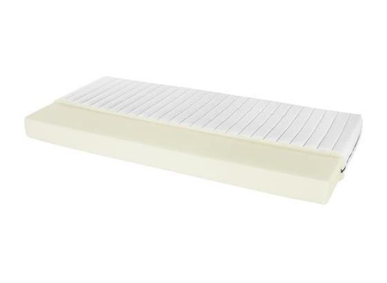 Allergikermatratze Plus 160x200cm H2 - Weiß, Textil (160/200cm) - Primatex