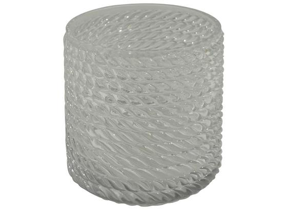 Vase Lübeck - Klar, Design, Glas (15/15,5cm)