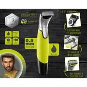 Haarschneider Vario Blade - Grün, Basics, Kunststoff (10/4,8/20,3cm)