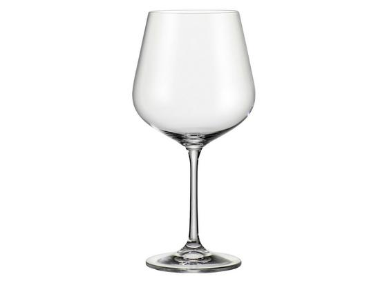 Pohár Na Burgundské Víno Norma - číre, Moderný, sklo (0,6l) - Bohemia