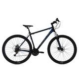 Mountainbike Mtb Hardtail 29' - Blau/Schwarz, Basics, Metall
