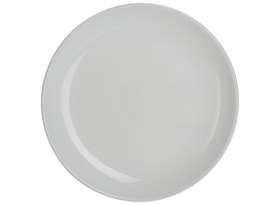 Talíř Dezertní Alexis - bílá, Romantický / Rustikální, sklo (19cm) - Mömax modern living