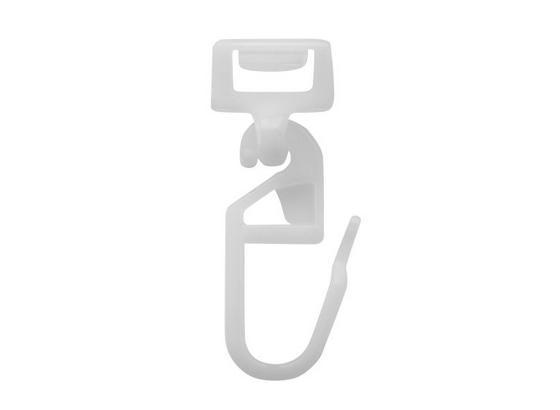 Gleiter Weiß, 25 Stk. - Weiß, KONVENTIONELL, Kunststoff - Ombra