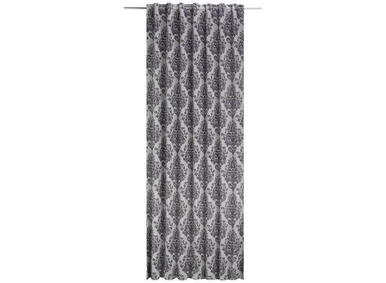 Zatemňovací Záves William - antracitová, Štýlový, textil (135/245cm) - Modern Living