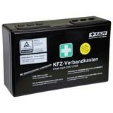 Kfz-verbandkasten Kalff Verbandskasten - Schwarz, Kunststoff (22,5/7,5/14cm)