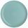 Talíř Jídelní Alexis - mátově zelená, Romantický / Rustikální, sklo (25cm) - Mömax modern living