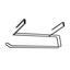 Küchenrollenhalter Easy Roll Lava - Schwarz, Basics, Metall (35/18/10cm)