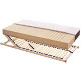 Matratzenset Homestar Plus H2 140x200 - Holz (140/200cm) - Primatex Deluxe