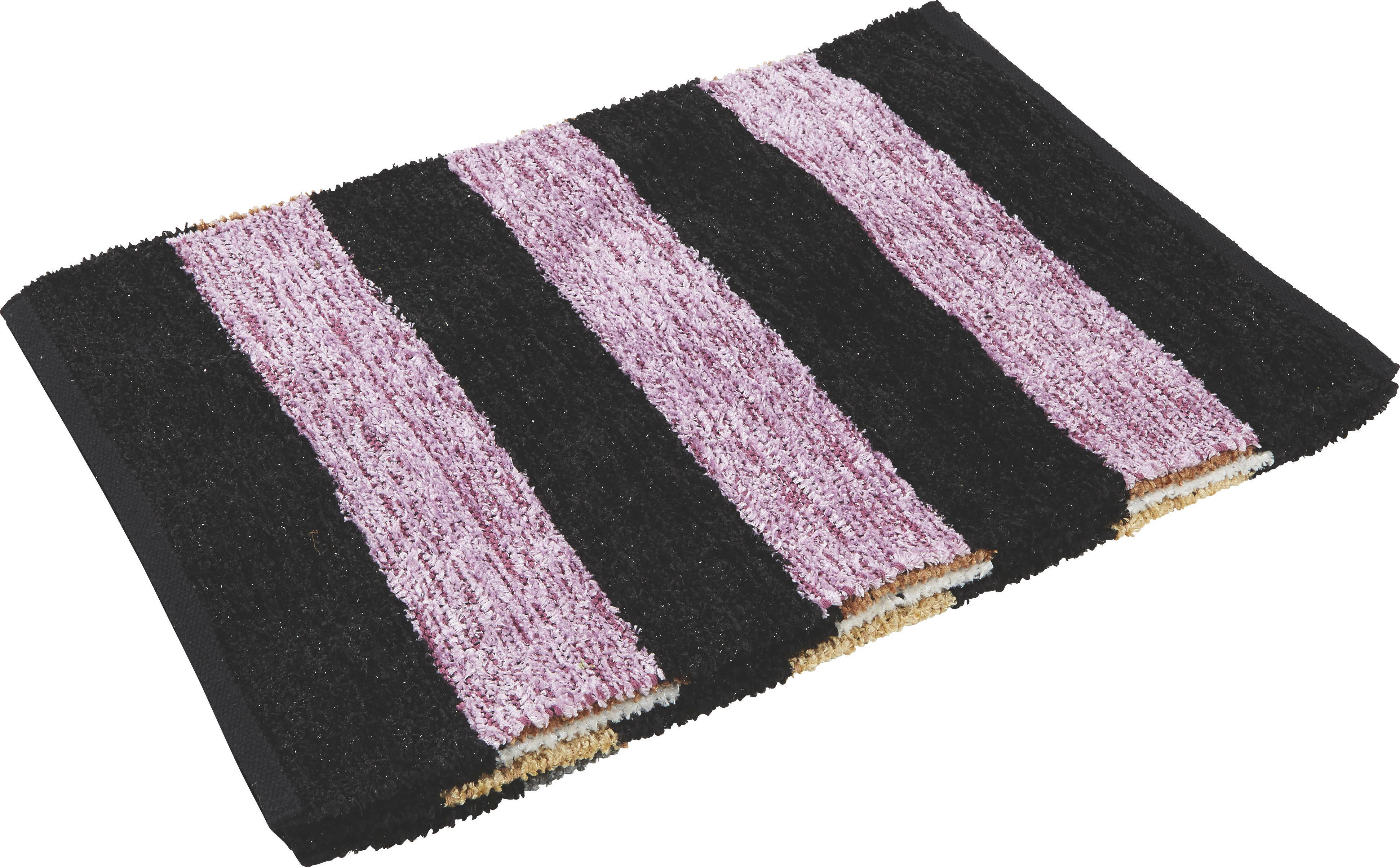 Ágyelő Daniela - bézs/lila, konvencionális, textil (60/90cm) - HOMEZONE
