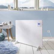 Infrarot-Heizpaneel 550 W - Weiß, Keramik (80/60/25cm)