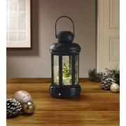 LED-Dekoleuchte Leny - Schwarz, ROMANTIK / LANDHAUS, Kunststoff (10/20cm) - James Wood