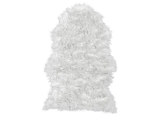 Umelá Kožušina Cenový Trhák - biela, Romantický / Vidiecky, plast (60/90cm) - Based