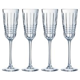 Sektglas 4er Pack / 17cl - Transparent, Basics, Glas (170ml)