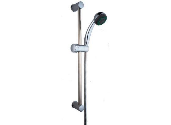 Sprchová Sada 3-dílná - barvy stříbra