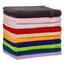 Törölköző Leonie *ph* - Bézs/Piros, konvencionális, Textil (50/90cm) - Ombra