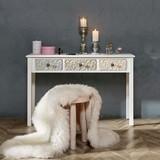 Konzolovy Stolek Avery 120x40cm - Multicolor, Moderní, kov/dřevo (120/78/40cm) - Premium Living