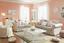 Polštář Ozdobný Round - světle růžová, Lifestyle, textil (38cm) - Mömax modern living