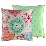 Zierkissen-doubleface Nandini - Multicolor, Textil (48/48cm)