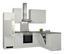 ECKKÜCHE Wito 280x170cm Weiß - Weiß, KONVENTIONELL, Holzwerkstoff (280/170cm)