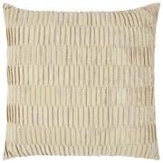 Zierkissen Elisa - Taupe, MODERN, Textil (45/45cm) - Luca Bessoni