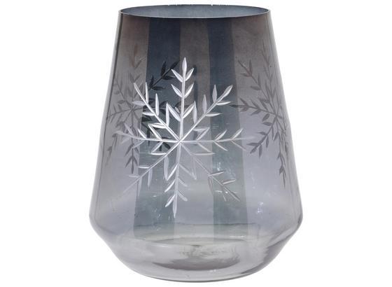 Windlicht Snowflake - MODERN (16/20cm)