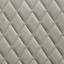Stolička Rieke - čierna/svetlosivá, Moderný, kov/textil (48/83,5/44cm) - Modern Living
