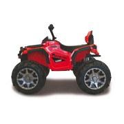 Ride-On Quad Protector Rot - Rot/Schwarz, Basics, Kunststoff (103/65,5/67cm)