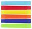 Geschenkband Europa - Hellgelb/Rot, Textil (1,5/300cm)